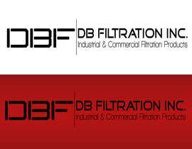 #26 for Design a Logo for DBFiltration by SarahLee1021
