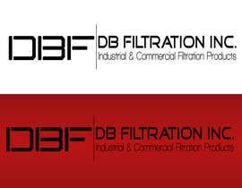 #26 untuk Design a Logo for DBFiltration oleh SarahLee1021