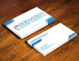 mjarif tarafından Design some Business Cards for our company için no 409