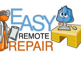 #5 untuk Design a Logo for my website Easy Remote Repair oleh hudsonphilipe