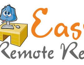 #9 untuk Design a Logo for my website Easy Remote Repair oleh AnimateModifier