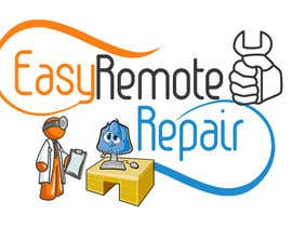#15 untuk Design a Logo for my website Easy Remote Repair oleh danieldjpuchi