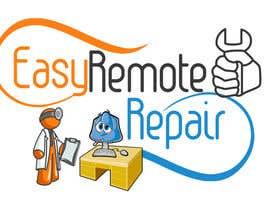 danieldjpuchi tarafından Design a Logo for my website Easy Remote Repair için no 15