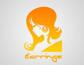 #42 for Design a Logo for Earrings Online Store by Nuonegraphics