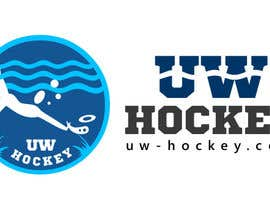 nº 118 pour Design a logo for uw-hockey website par nilankohalder