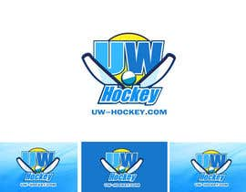 #114 untuk Design a logo for uw-hockey website oleh StoneArch