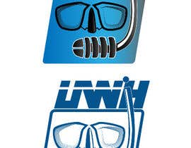#58 untuk Design a logo for uw-hockey website oleh passionstyle