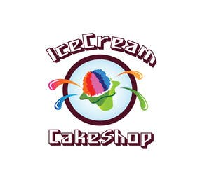 #22 untuk Design a Logo for  ice cream birthday cake shop oleh alyymomin
