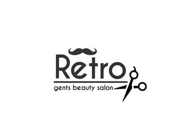 #3 untuk Design a Logo for a  gents beauty salon and a company which sells salon supplies oleh vsourse009