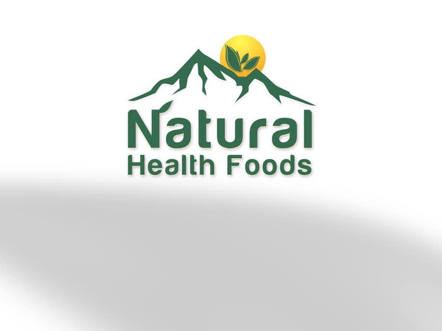 Penyertaan Peraduan #34 untuk Design a Logo for our Company, Natural Health Foods (PTY) Ltd.
