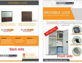 LampangITPlus tarafından Design a Flyer for Invisible Lock for Benzoville için no 3