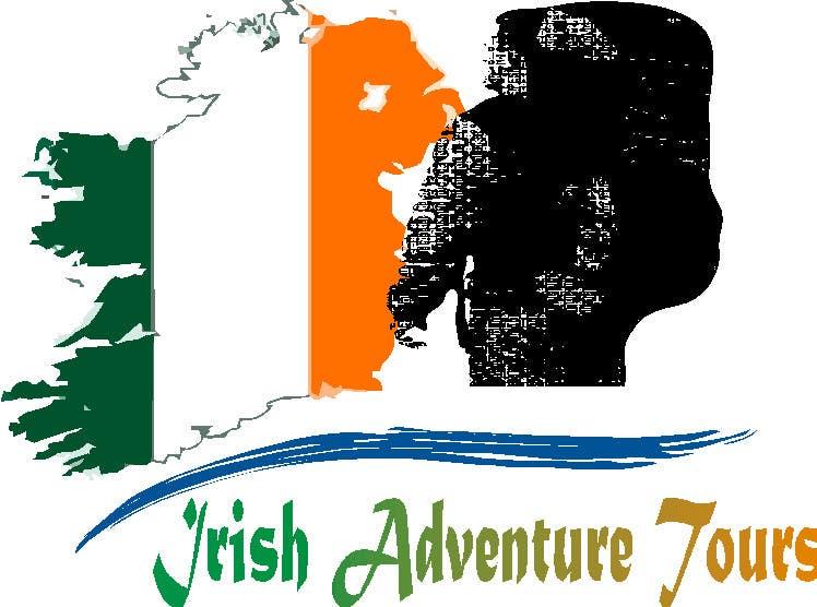 Penyertaan Peraduan #51 untuk Design a Logo for Irish Adventure Tours