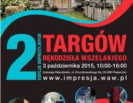 #14 untuk Projekt plakatu oleh griffindesing
