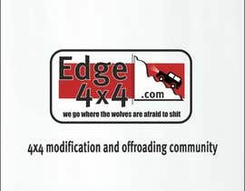 #9 untuk 4x4 modification and offroading community site needs a logo design! oleh maestroru59