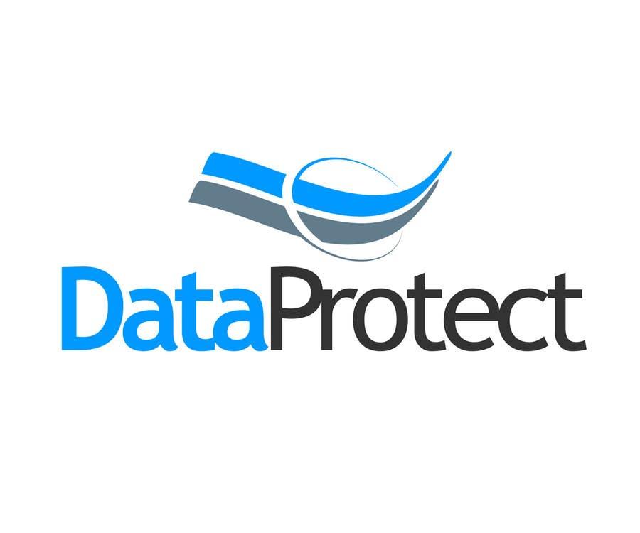 Kilpailutyö #1 kilpailussa Design a Logo for DataProtect