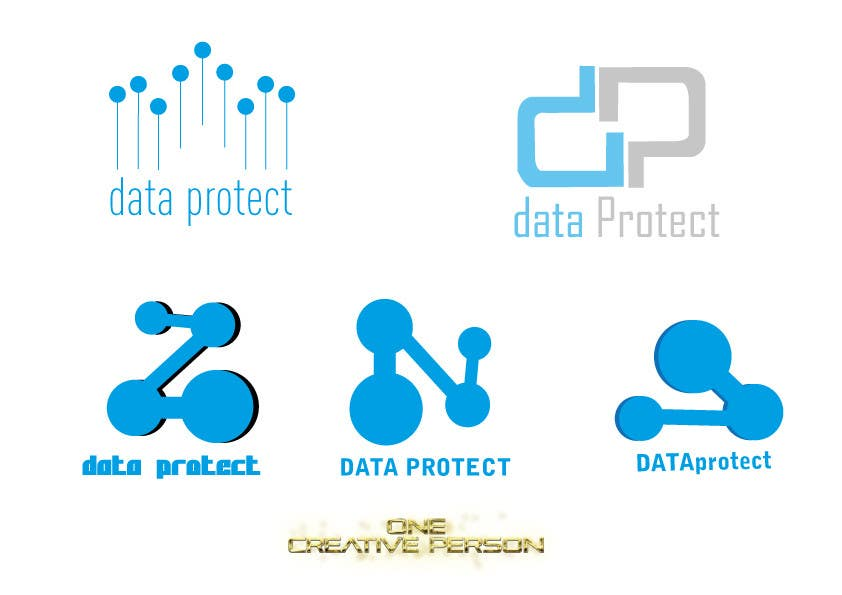 Kilpailutyö #25 kilpailussa Design a Logo for DataProtect