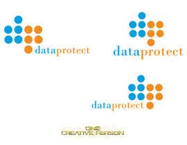 #59 for Design a Logo for DataProtect by toporcerstefan