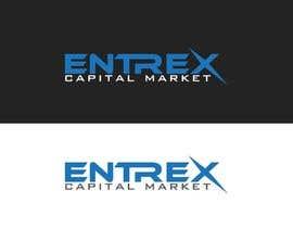 #78 untuk Design a Logo for Entrex Capital Market oleh towhidhasan14