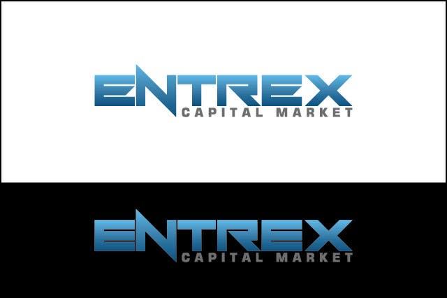 Penyertaan Peraduan #75 untuk Design a Logo for Entrex Capital Market