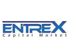 #67 untuk Design a Logo for Entrex Capital Market oleh webcreateur