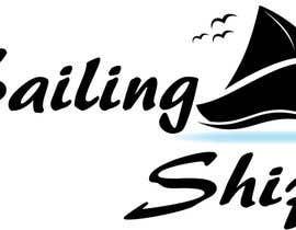 #22 untuk Design a Logo of a sailing ship oleh AnimateModifier