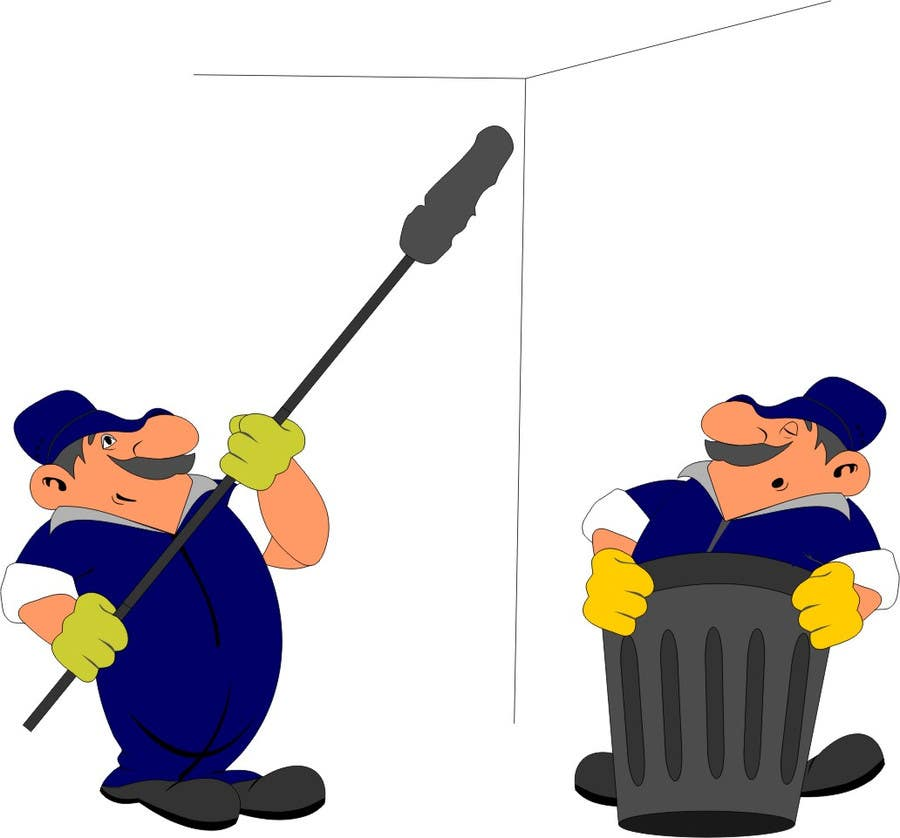 Penyertaan Peraduan #12 untuk Illustrate Something for Restroom Cleaning TRAINING manual