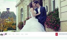 valdiLedro tarafından Design a Logo for Wedding Invitation Website için no 41