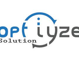 #25 untuk Design a Logo for a software development business called optilyze oleh ambar
