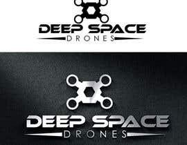 #49 untuk Design a Logo for Deep Space Drones oleh wilfridosuero