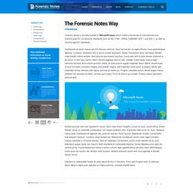 #18 untuk Design a Website Mockup - $500 USD Prize oleh Nadasol