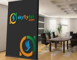 blueeyes00099 tarafından logo design for skyflydsk.com için no 27