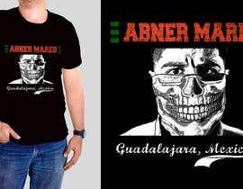 sandrasreckovic tarafından Design a T-Shirt Design for Abner Mares için no 9