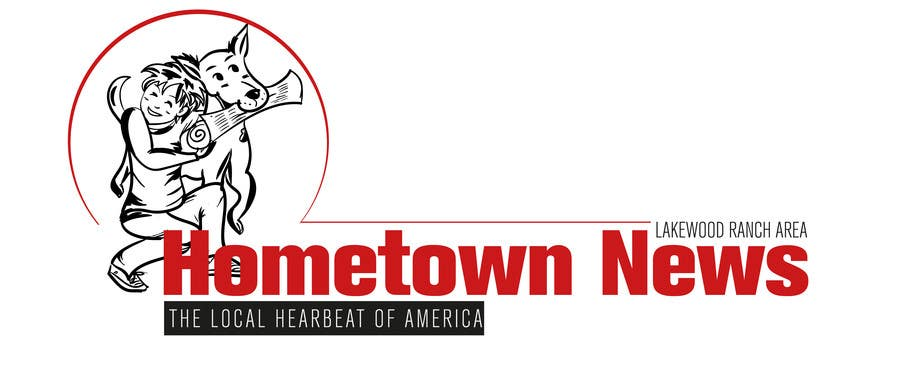 #49 for Icon and Magazine Name design for new company, Hometown News by PamelaStecyk