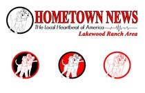 Contest Entry #50 for Icon and Magazine Name design for new company, Hometown News