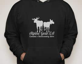 KaimShaw tarafından Design a T-Shirt and fleece hoodie for our outdoor clothing store için no 1