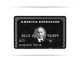 #34 untuk Design American Express Black Card similar copy oleh roops84