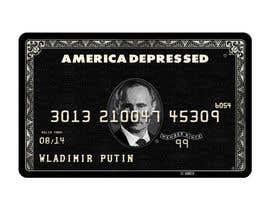 #39 untuk Design American Express Black Card similar copy oleh roops84