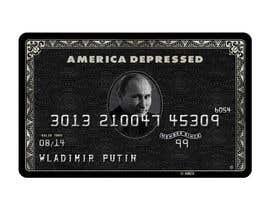#44 untuk Design American Express Black Card similar copy oleh roops84