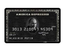 #53 untuk Design American Express Black Card similar copy oleh roops84