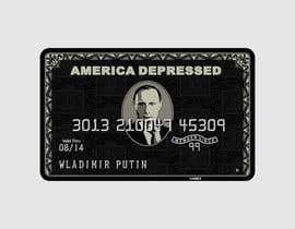 #35 untuk Design American Express Black Card similar copy oleh okasatria91