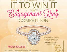 sunsum tarafından Design an Engagement Ring Competition Poster için no 2
