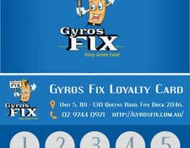 #19 untuk Design a loyalty card oleh notexactly