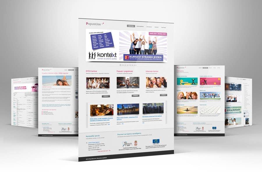 Penyertaan Peraduan #5 untuk Create a Wordpress Template for btsperth.com.au