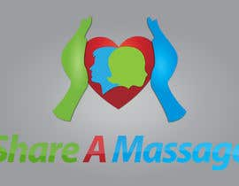 #29 para Share A Massage Logo Contest por ouit