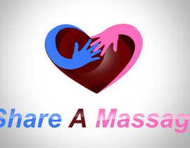 #54 for Share A Massage Logo Contest by pong10