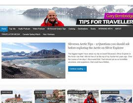 viktorbublic tarafından Design a Banner for Tips For Travellers website için no 142