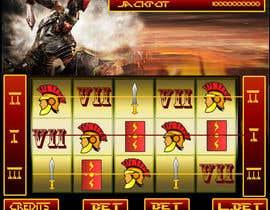 #8 untuk 2D Slot machine graphics, illustrator photoshop. high quality oleh soput