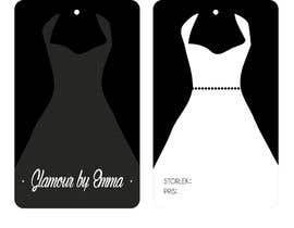 #4 untuk Design a clothing label oleh sayoana