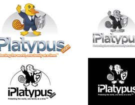 nº 71 pour Logo Design for iPlatypus.com par taks0not