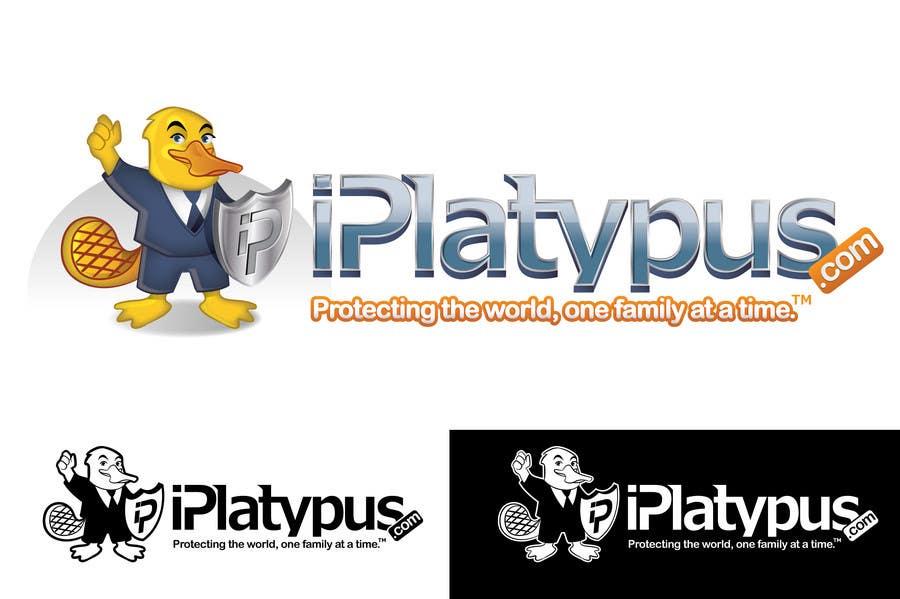 Proposition n°                                        68                                      du concours                                         Logo Design for iPlatypus.com